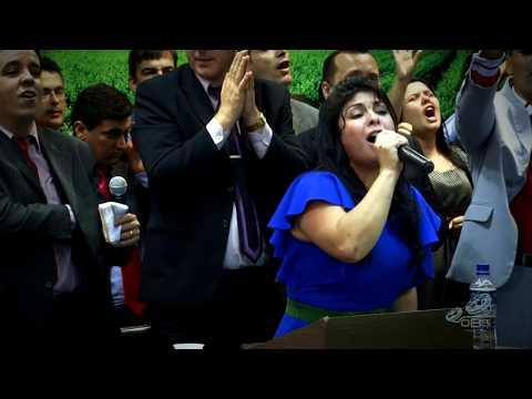 Vanilda Bordieri - Pra Deus é Nada - Vigília O Bom Samaritano Maio 2013