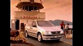 Opel Sintra Werbung 1997
