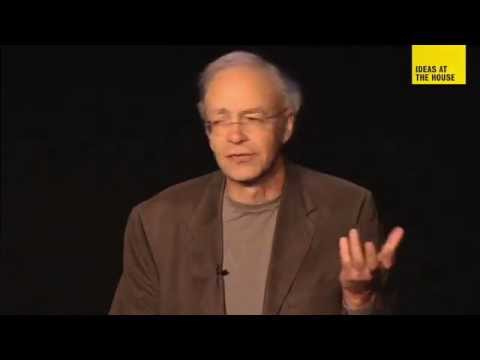 Ideas at the House: Peter Singer - 'Ethical Issues in an Online World'