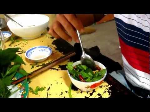 Những món ăn kinh dị (với người nước ngoài) ở Sài Gòn