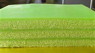 Pandan Kaya/Layer Cake (班兰咖吔蛋糕) **