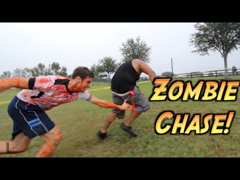 The Zombie Run Florida 2013 (Run For Your Lives)