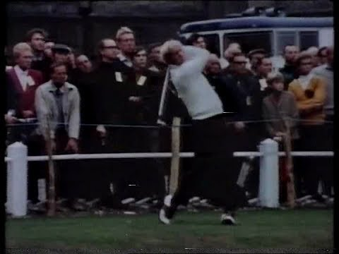 Jack Nicklaus v Lee Trevino  Vintage World Matchplay Final  1970