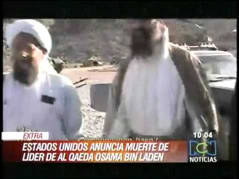 Muerte de Osama Bin Laden - official video 01/05/2011