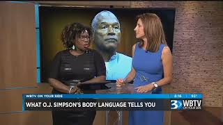 What OJ Simpson's Body Language Tells You