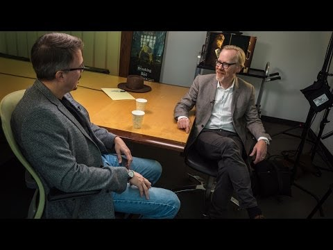 Adam Savage Interviews Vince Gilligan - The Talking Room