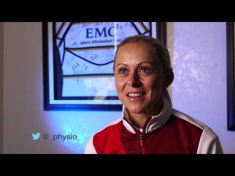 Jenny Meadows getting back to fitness