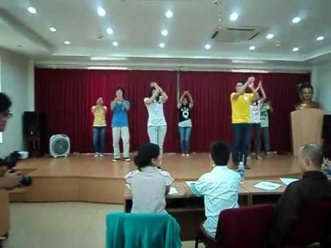 Điệu nhảy dân vũ Malaysia-Từ Bi 9