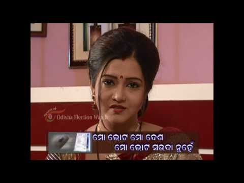 Jeena appeals to vote for the right candidate | Odisha Election Watch