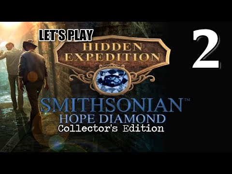 Hidden Expedition 6: Smithsonian Hope Diamond CE [02] w/YourGibs - HISTORICAL BOBBLEHEAD COLLECTION