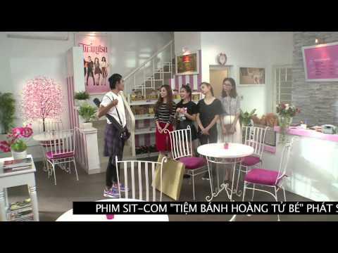 Tiệm bánh Hoàng tử bé 2 - Tập 46 - Máy bay bà già