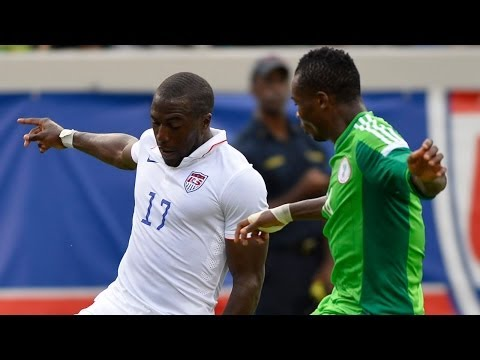 MNT vs. Nigeria: Jozy Altidore Second Goal - June 7, 2014