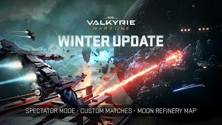 EVE: Valkyrie - Warzone - Winter Update Trailer
