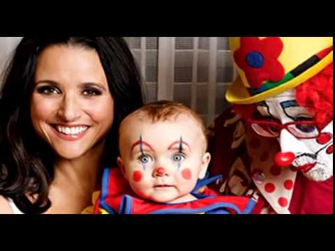 Julia Louis Dreyfus Clown Julia Louis Dreyfus s 39 Envoie