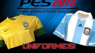 Como Colocar Uniforme Licenciado Da Seleção Brasileira E