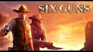 Hack For Six Guns (no Jailbreak)