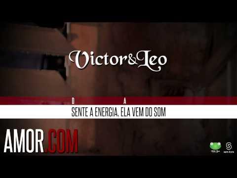 Victor & Leo - Amor.com (Oficial Letra & Cifra)