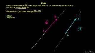 Naloga 2 – vektorji