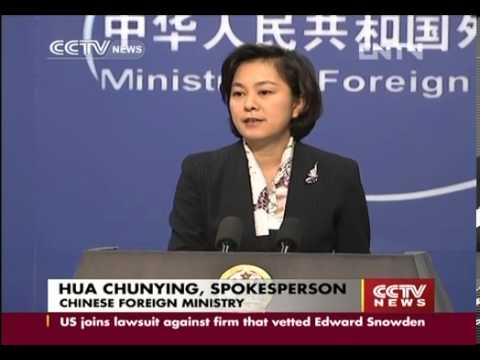 China demands US explanation on reported phone-tapping