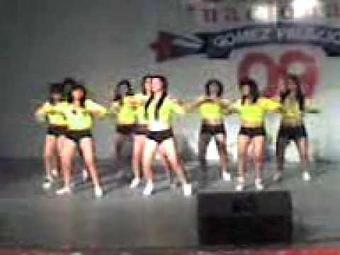 academia de baile jlc - chikas sexis