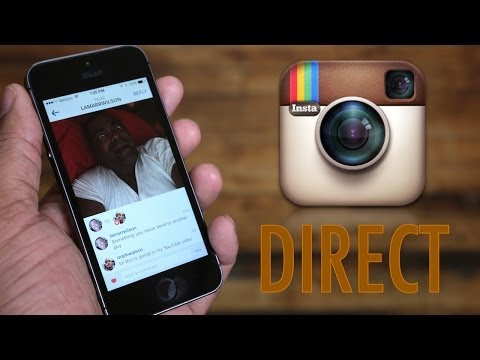 Instagram Direct: First Look