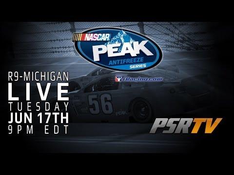 NASCAR Peak Antifreeze Series - Round 9 Michigan