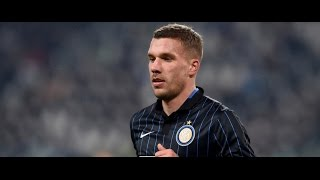 Live! Lukas Podolski press conference 8.1.2015 h.17:00