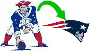 10 WORST Logo Changes in Sports
