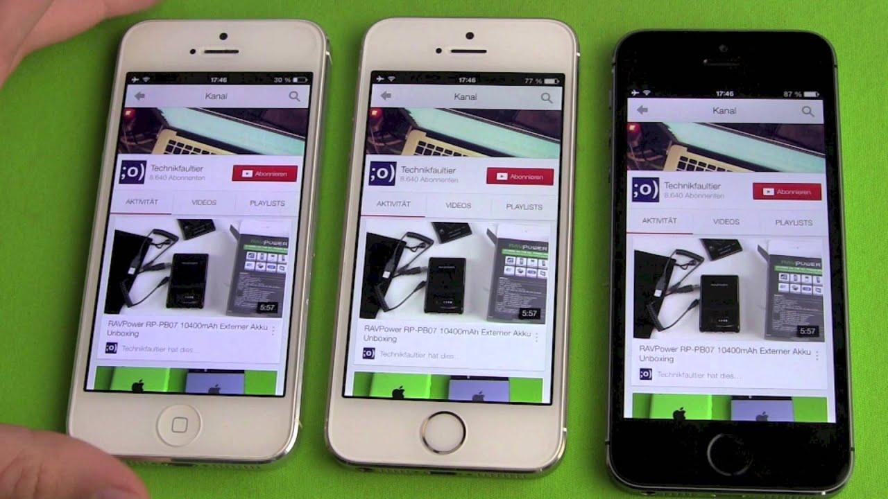 Как сделать экран цветным айфон 5s