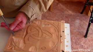Curso de talla en madera. Parte 3