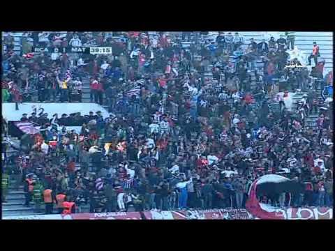 هدف فريق المغرب التطواني في مرمى الرجاء البيضاوي