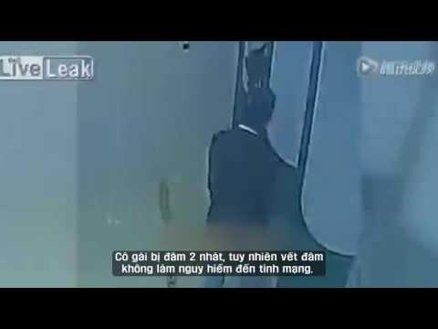 Giây Phút Cảnh Giác Cướp Tại Cây ATM