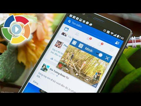 Cách vừa xem video vừa lướt facebook bằng phần mềm Ola Player