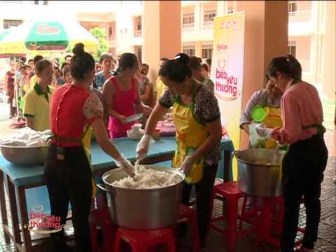 Tập 49 - Bếp Yêu Thương 2012 - Bếp ăn từ thiện Bệnh viện đa khoa Huyện Tiểu Cần, Trà Vinh