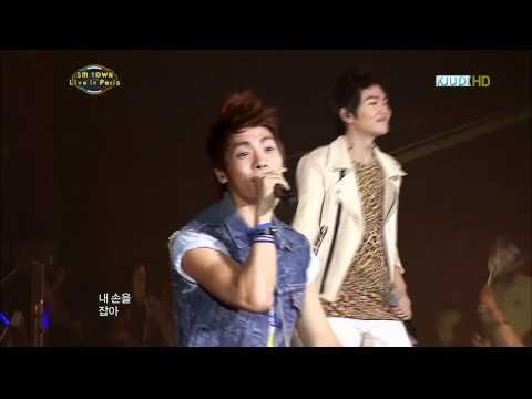 [1080p] SHINee - Stand by me