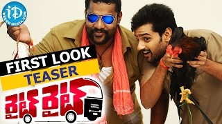 Sumanth Ashwin's Right Right Movie First Look Teaser