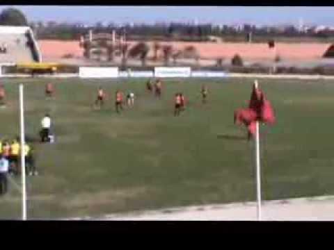 اهداف شباب هوارة ضد الراسينغ البيضاوي
