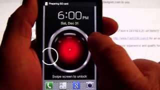 How Not To Unlock A Samsung Galaxy Exhibit SGH-T599N With
