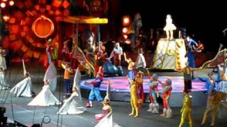 OPENING RINGLING BROS. AT RELIANT