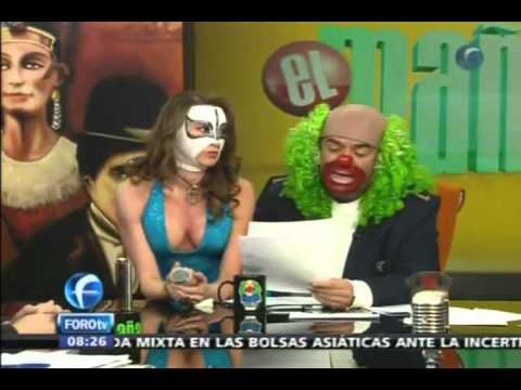 La Reata de Brozo CABIZBAJA el PRD quiere Censurar el Mañanero 24Abr2012