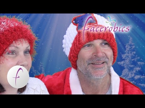 Merry Christmas & Happy New Year from Facerobics & Renew Me Peta & John | FACEROBICS®