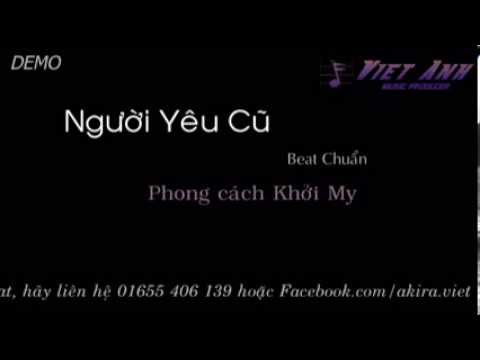 [BEAT] Người Yêu Cũ (Khởi My) - Cover bản GỐC. - Viet Anh Music.