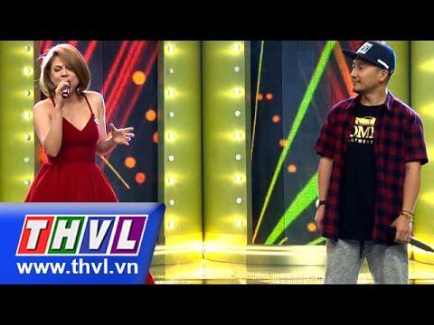 THVL | Ca sĩ giấu mặt - Tập 15: Đêm không sao - Thanh Thảo, Đinh Tiến Đạt