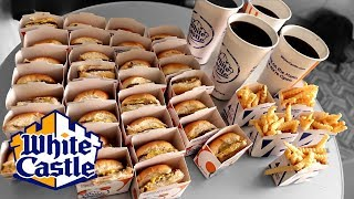 Harold & Kumar White Castle Challenge (9,660 Calories)