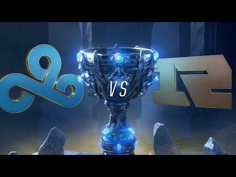 RNG vs C9 | Worlds Group Stage Day 5 | Royal Never Give Up vs  Cloud9 (2018)