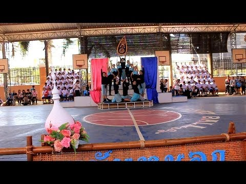 Payabmok's Cheerleaders 11.27.56 | Pathumthepwittayakarn School