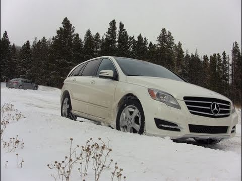 Mashed-up Match-up #3: Snow vs. Summer Tires