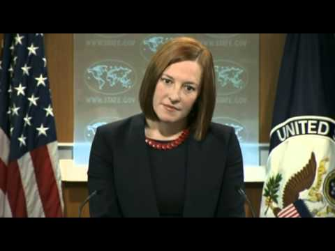 U.S. Department of State Daily Press Briefing, Spokesperson Jen Psaki, March 10, 2014