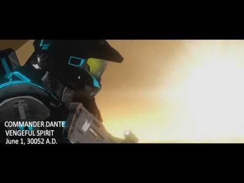 Blood Angels Halo 4 Clan Recruitment Video 2014