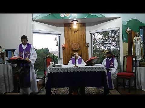 Santa Missa | 22.03.2021 | Segunda-feira | Padre José Sometti | ANSPAZ